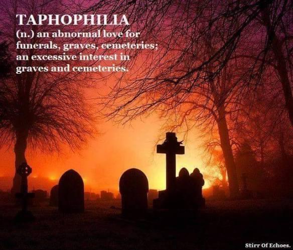 Tapophilia
